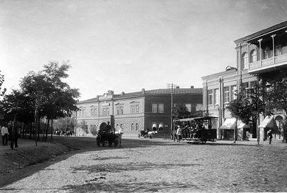 Старый Тбилиси Почта