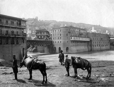 Старый Тбилиси Мост Метехи.jpg
