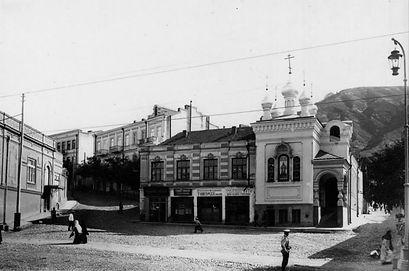Старый Тбилиси сараджишвили ранше улица