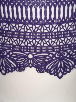 Bruidstaart lace