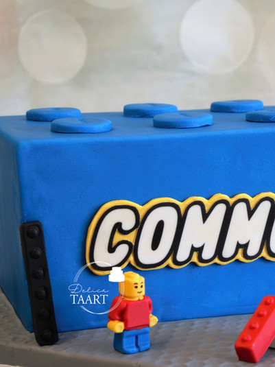 Lego blok