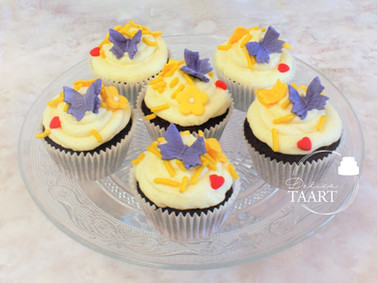 Redvelvet cupcakes