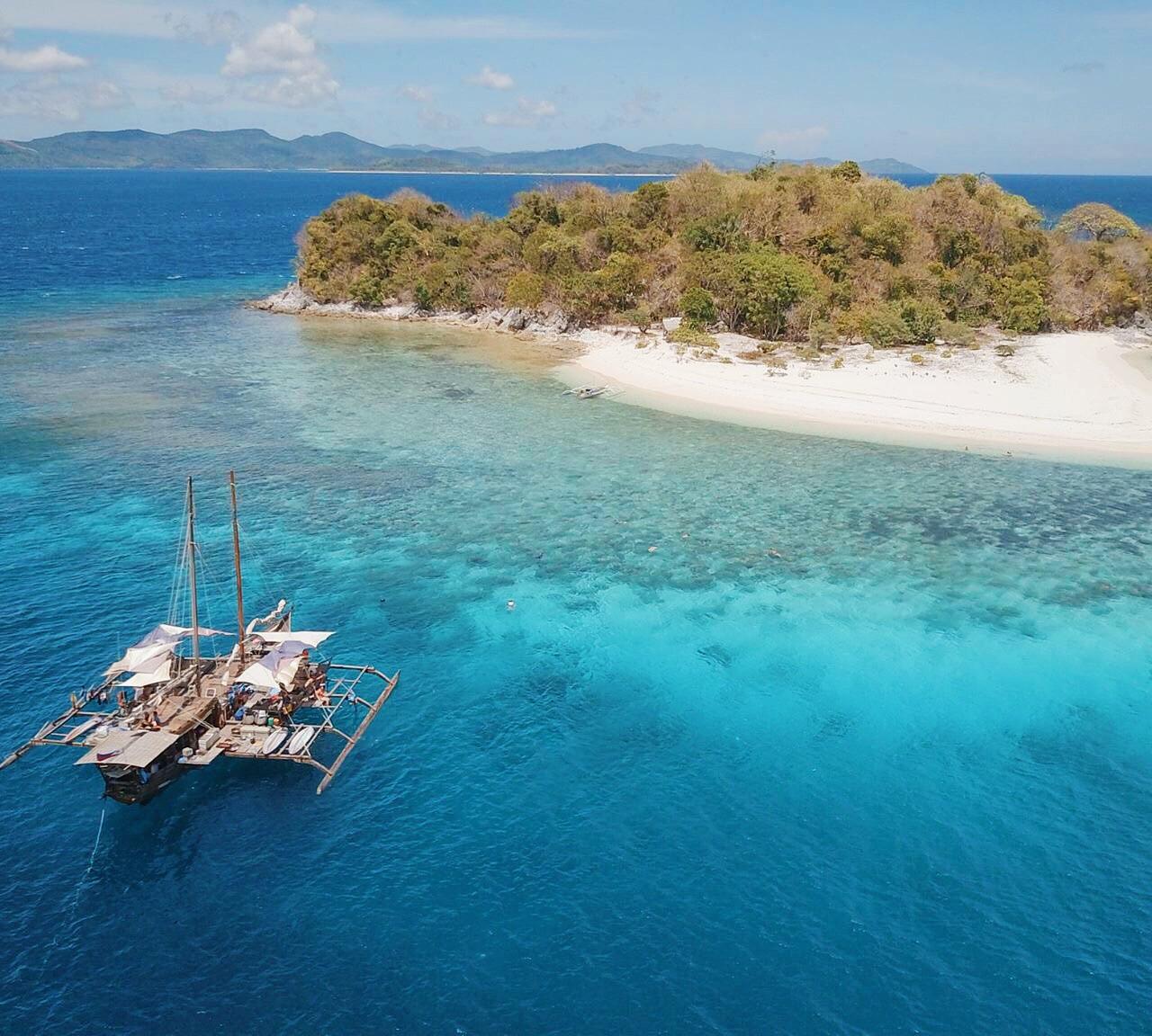 TAO Philippines Paraw Sailboat