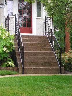 New Handrails