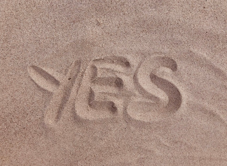 Every 'NO' takes you closer to a 'YES'