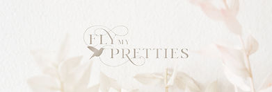 Fly My Pretties Beautiful Logo Design by Organic Lines Design LR.jpg