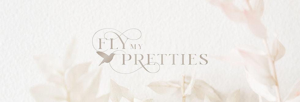 Fly My Pretties Beautiful Logo Design by