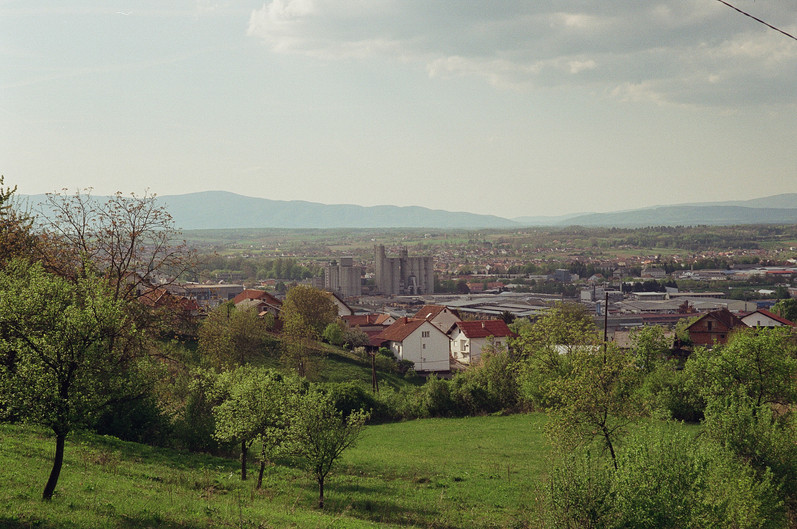 View of Požega
