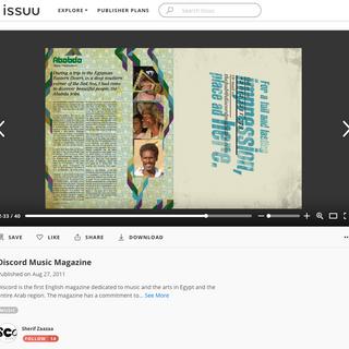 Discord Music Magazine