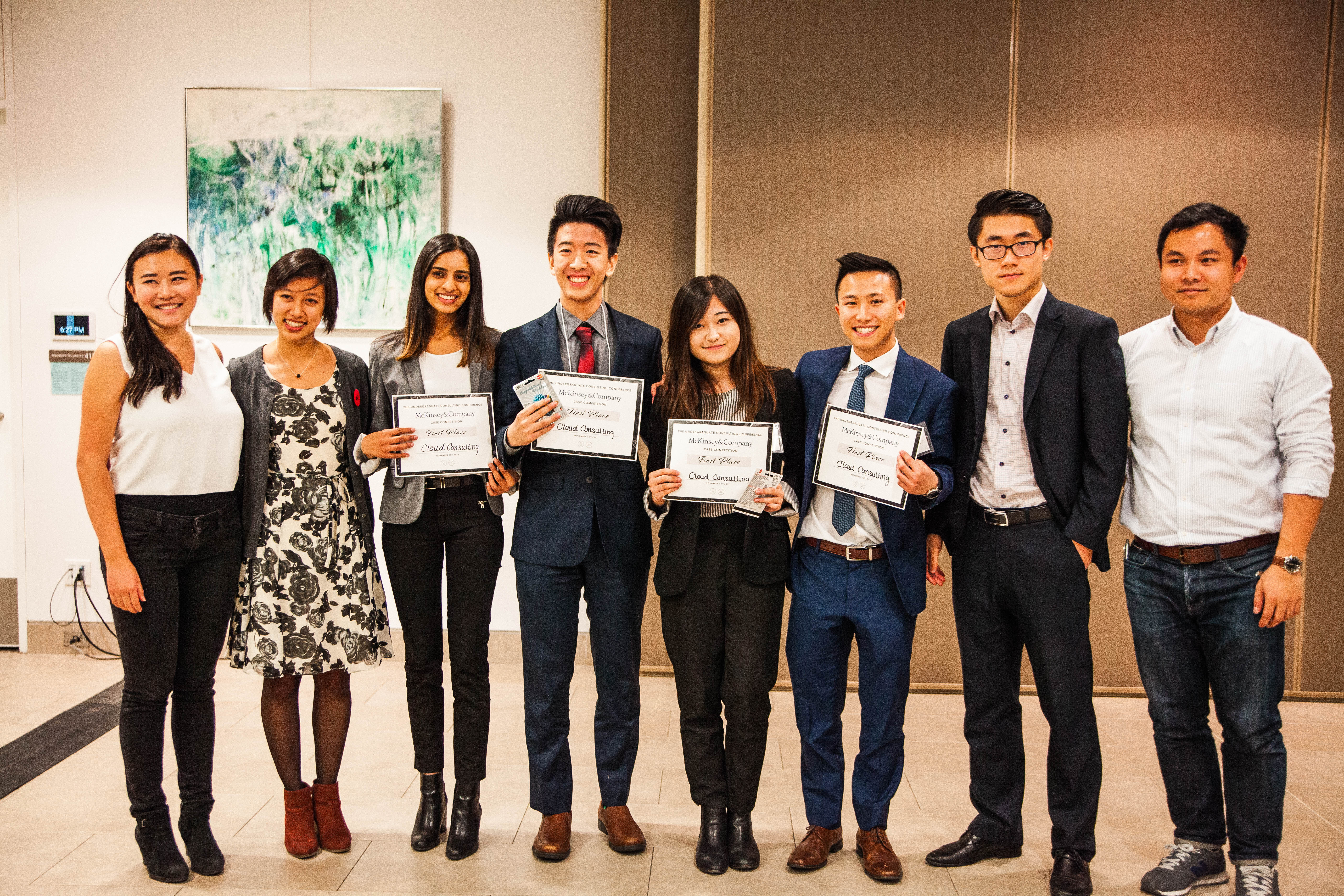 UCC | Schulich Consulting Club