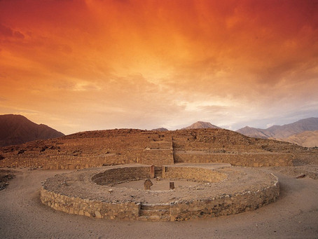 Beyond Machu Picchu:  5 not-to-be-missed archaeological sites in Peru