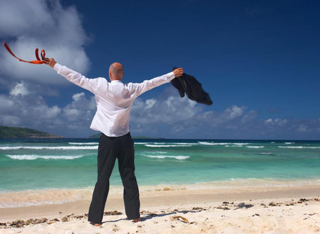 Two-Thirds Of Business Travelers Secretly Extend Their Trips Into 'Me Time' Getaways