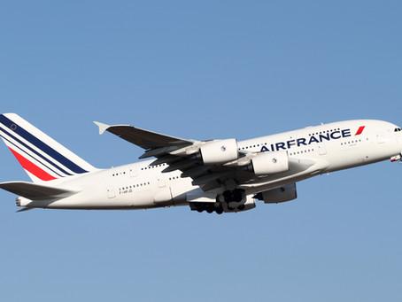 Νέες θερινές πτήσεις της Air France από Αθήνα & Ηράκλειο προς Γαλλία