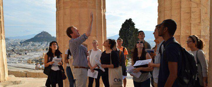 Photo: CYA College