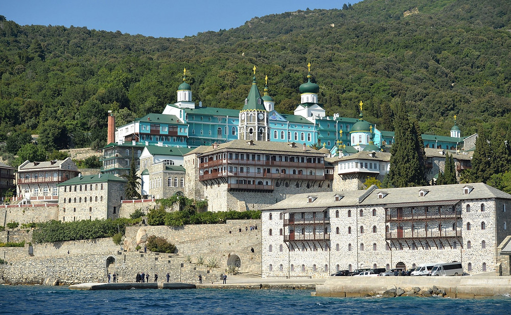 St. Panteleimon Monastery