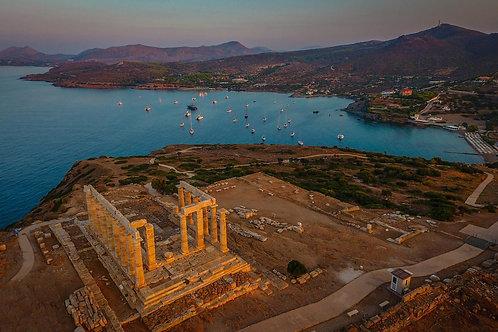 Temple of Poseidon Sounio, Oct 6