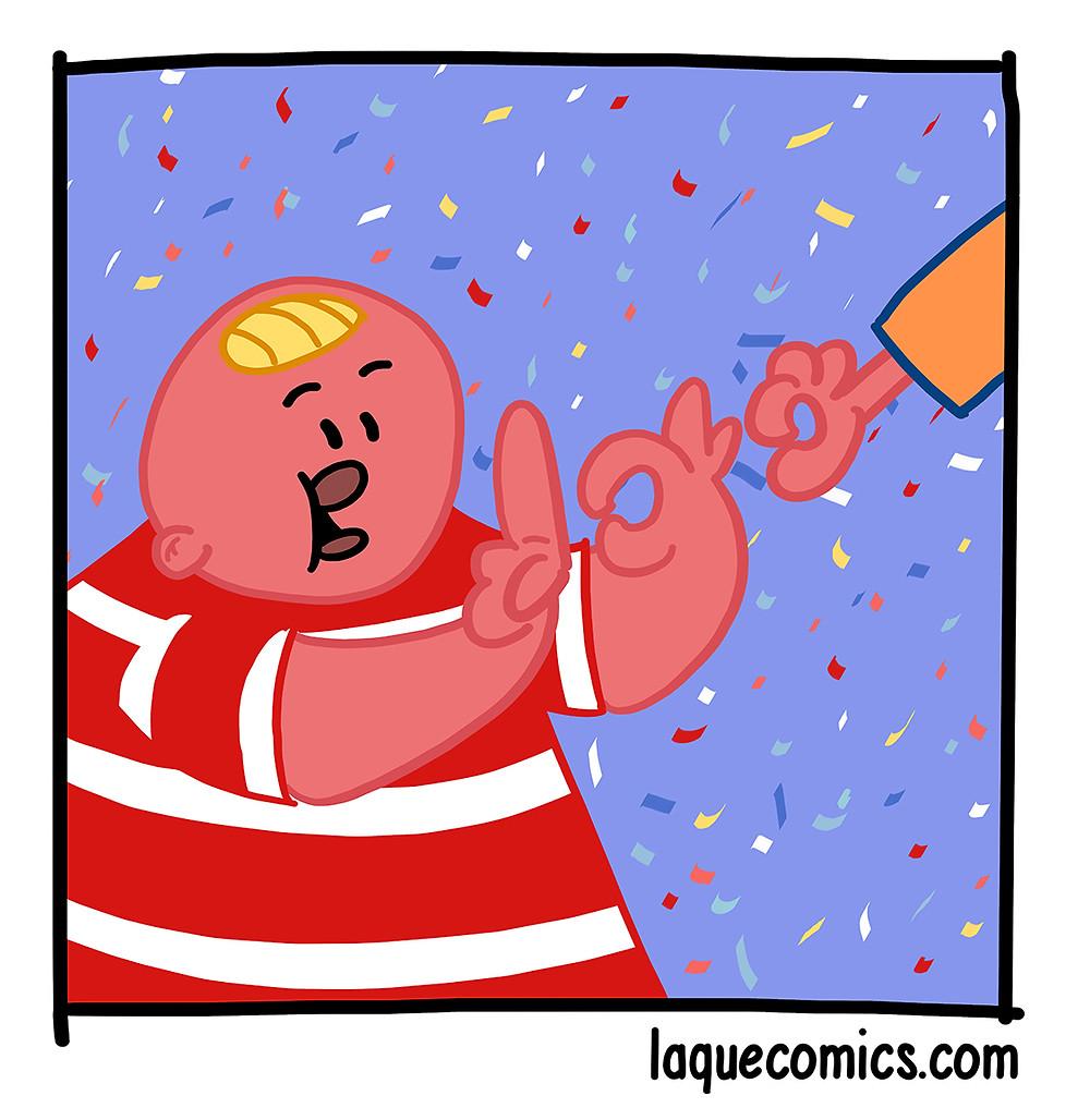 100th comic!