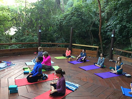sound healing meditation, Angela Miele Review, workshop leader, yoga retreat