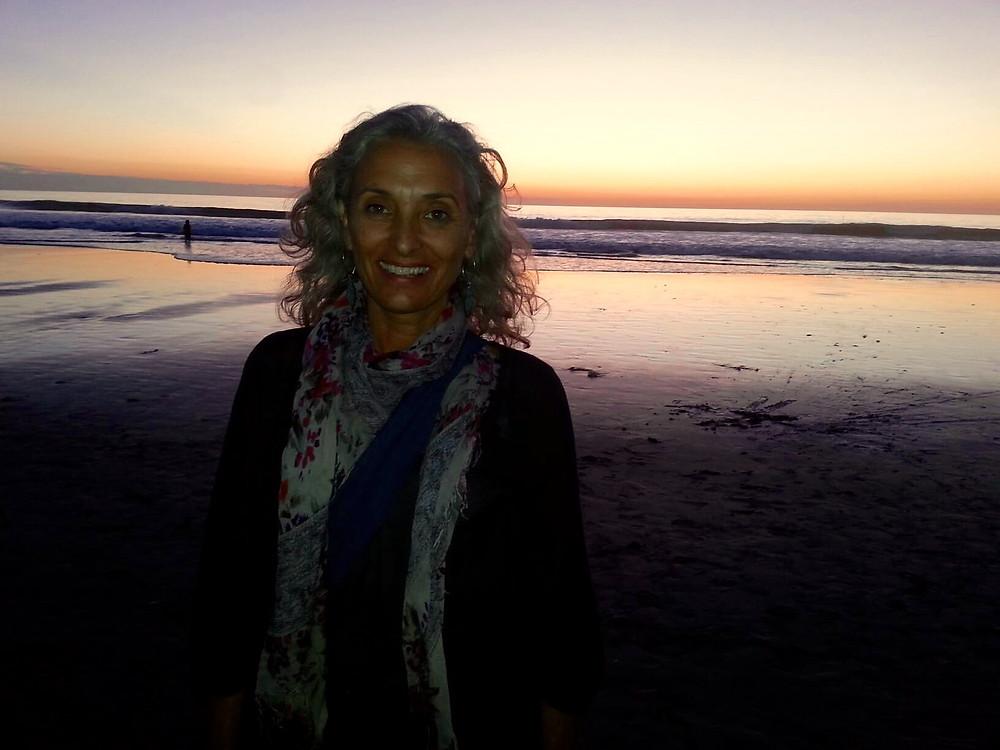 vision quest, Angela Miele, facing fear , self love