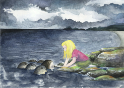 Girl-discovers-selkie