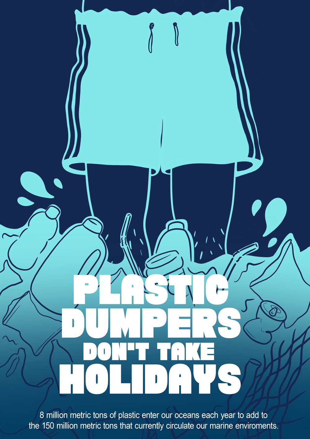 Plastic-Pollution-Poster