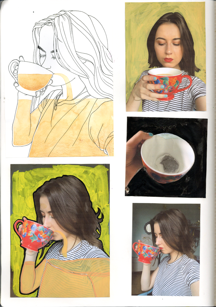 Portrait-of-you-tea