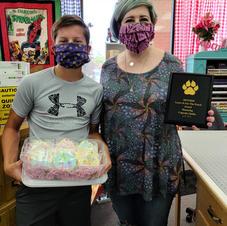 Jayson at Cupcake Quilts