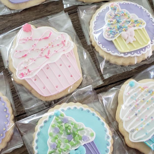 Cupcake cookies