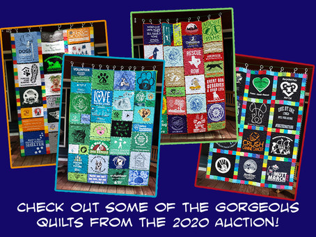 OUR ONE OF A KIND QUILTS