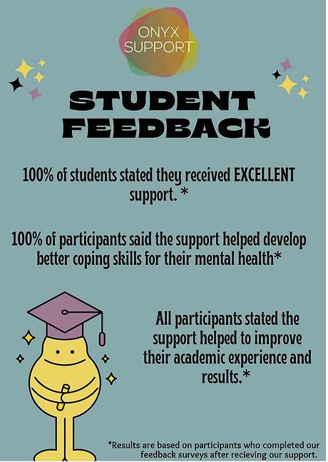 student feedback image