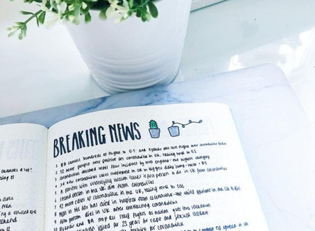 Importance of Bullet Journalling for Anxiety