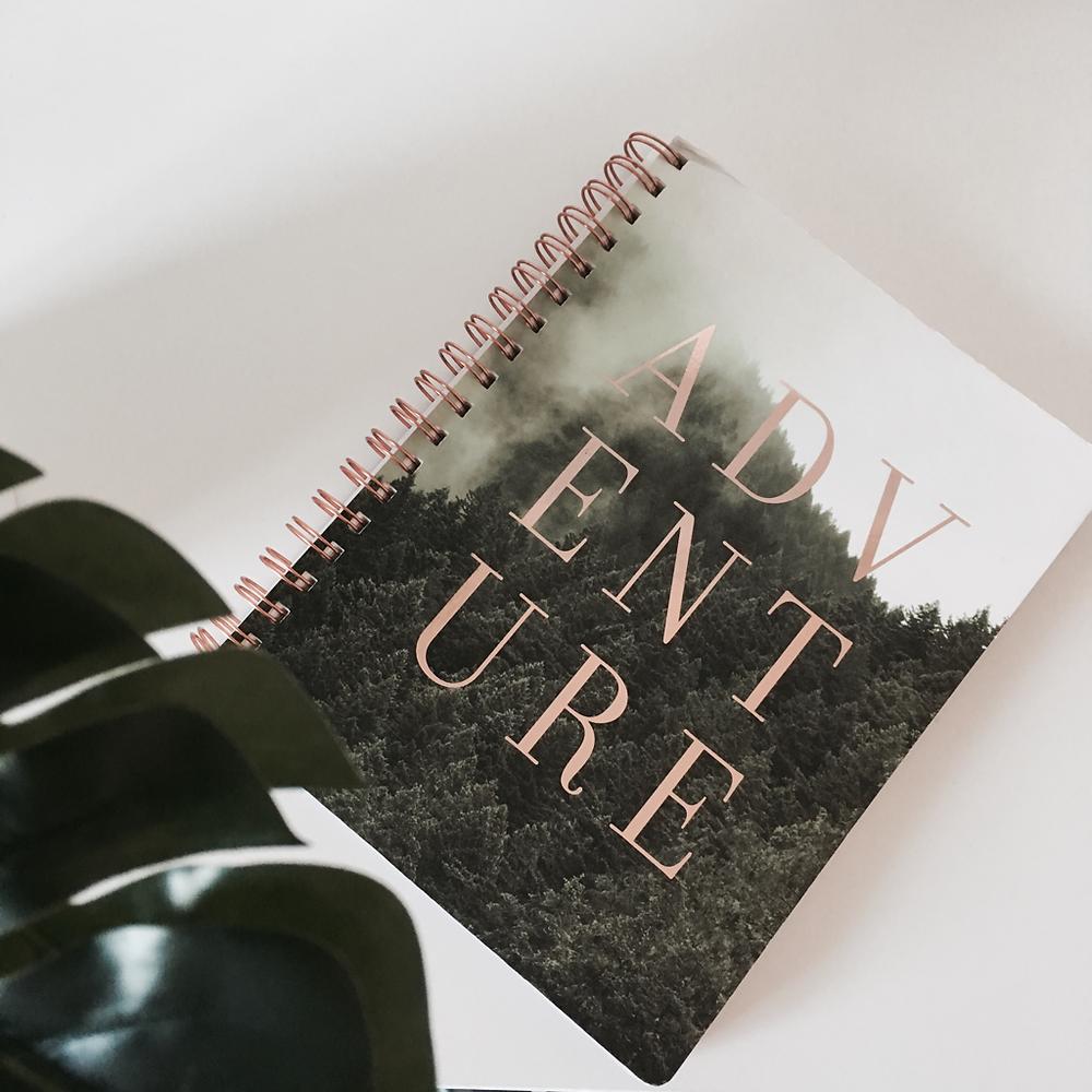 Fringe Adventure Notebook
