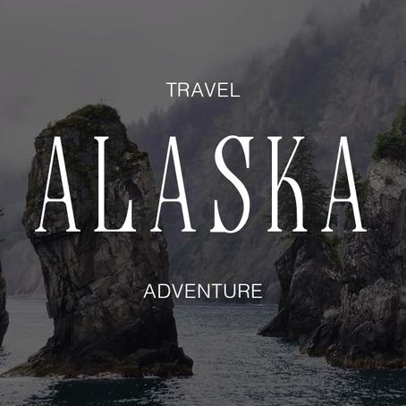 Adventure in Anchorage, Alaska