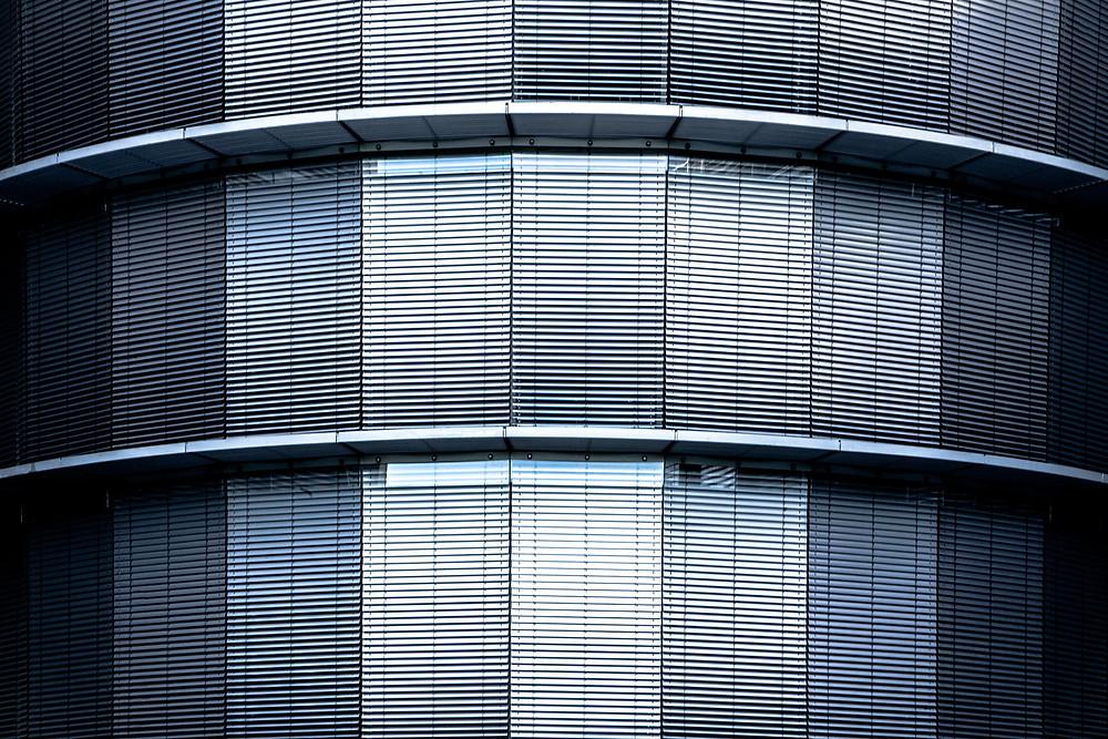Unique building architecture