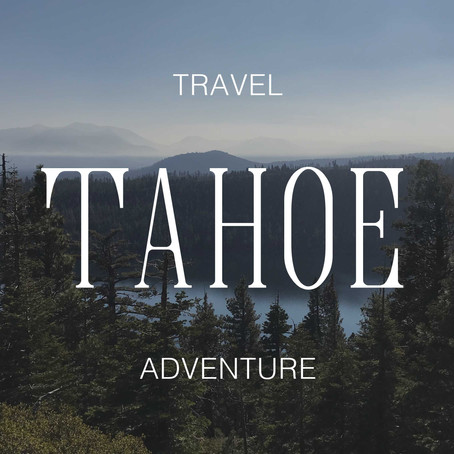Travelin' To Tahoe