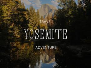 Travel Adventure: Yosemite