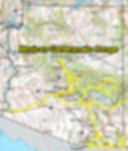 Mexican Gartersnake Range
