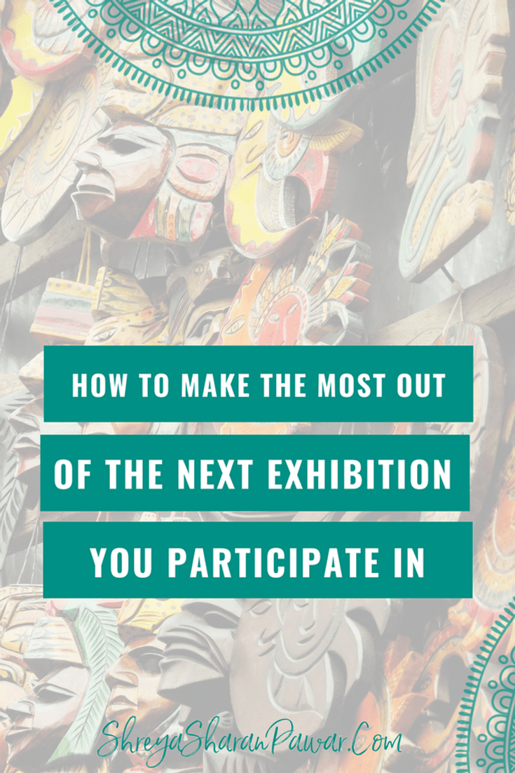 exhibition tips