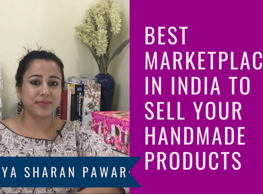Best Marketplaces In India To Sell Your Handmade Products