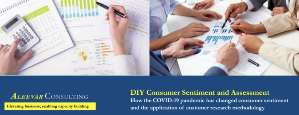 How the COVID-19 pandemic has changed consumer sentiment and the application of consumer research methodology
