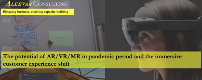 Augmented Reality / Virtual Reality / eXtended Reality