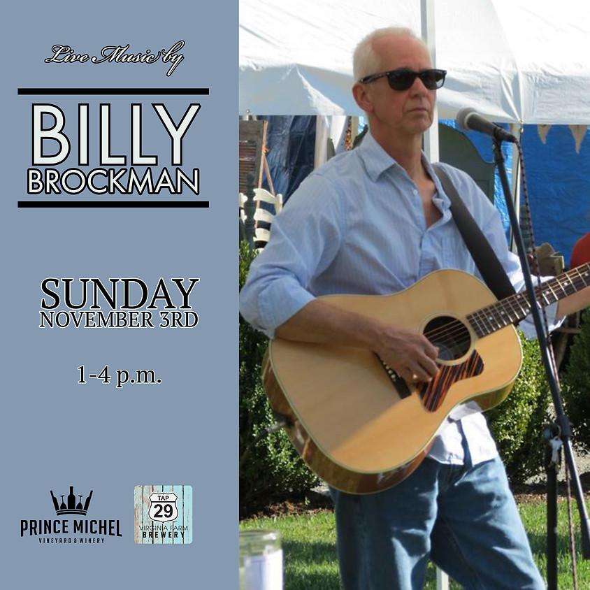Billy Brockman Live!