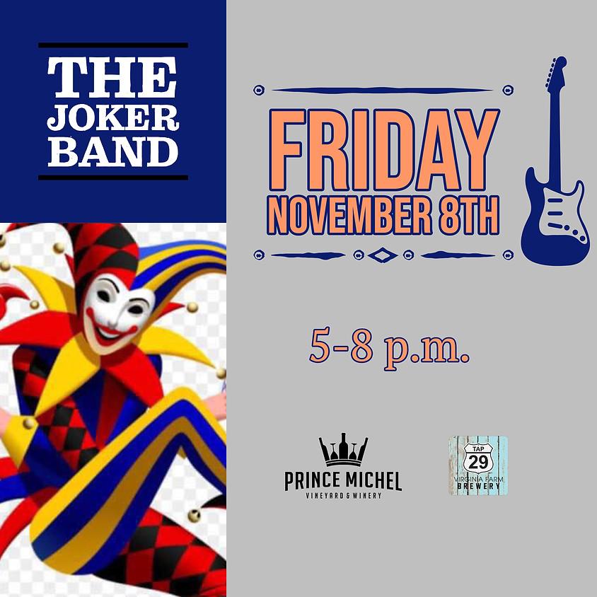 The Joker Band Live!
