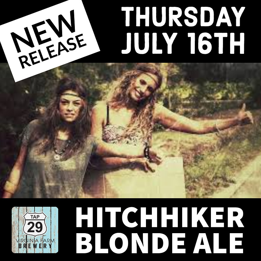 Hitchhiker Blonde Ale New Release