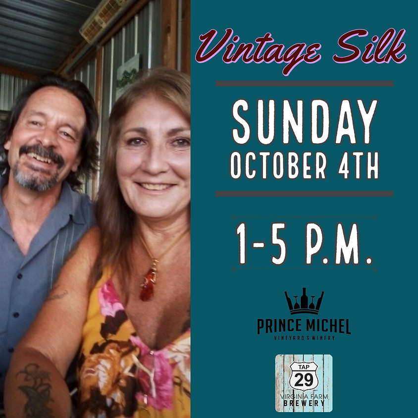 Live Music by Vintage Silk!