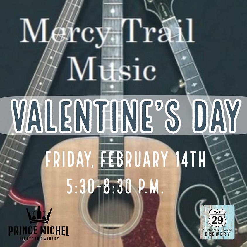 Mercy Trail Music on Valentine's