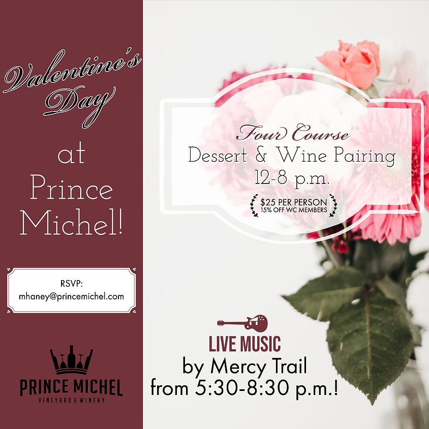 Valentine's Pairing - RSVP Event