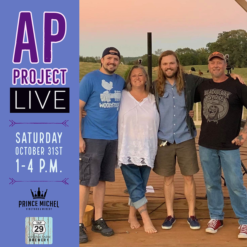 Live Music by AP Project!