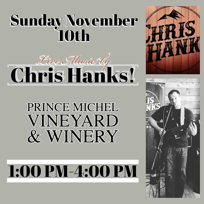 Chris Hanks Live!