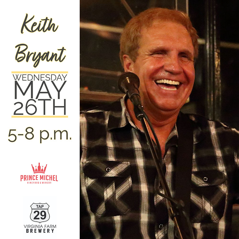 Keith Bryant Live!